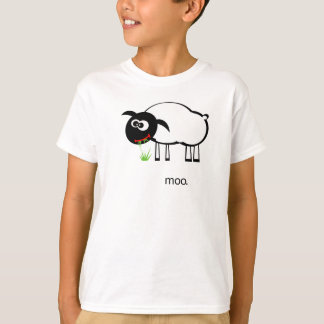 The Sheep Says Moo. T-Shirt