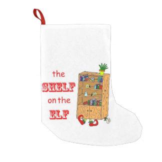The Shelf on the Elf Christmas Stocking Small Christmas Stocking