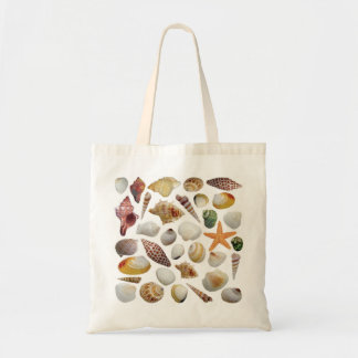 The Shell Collector Budget Tote Budget Tote Bag