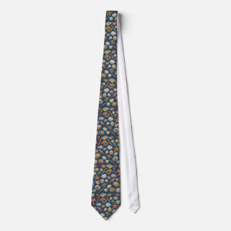 The Shell Collector NavyTie Tie