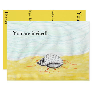 The Shell Invited cards