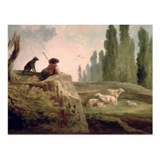 The Shepherd Postcard