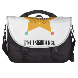 The Sheriff Laptop Computer Bag