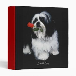 The Shih Tzu Dog Binders