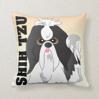 The Shih Tzu Pillow