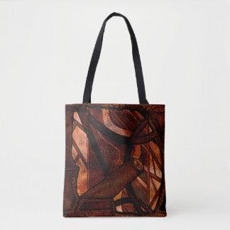 The shine tote bag