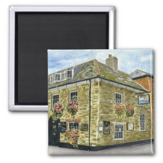 'The Ship Inn (Mevagissey)' Magnet