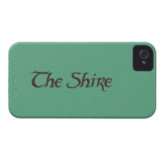 THE SHIRE™ Name Solid Case-Mate iPhone 4 Cases