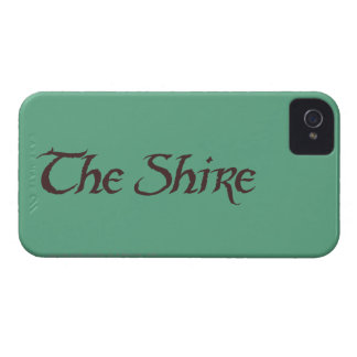 THE SHIRE™ Name Solid iPhone 4 Cover
