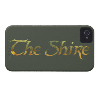 THE SHIRE™ Name Textured iPhone 4 Case