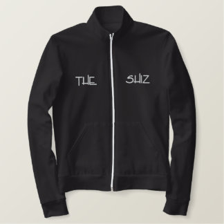 THE SHIZ EMBROIDERED JACKET