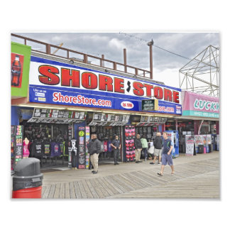 The Shore Store Photo Print