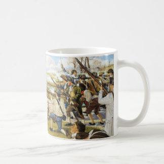 The Shot Heard 'Round the World Domenick D'Andrea Coffee Mug