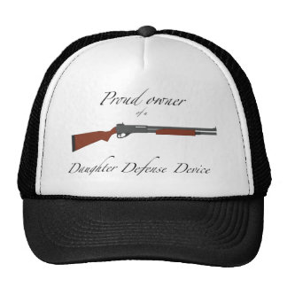 The Shotgun Parent Trucker Hat