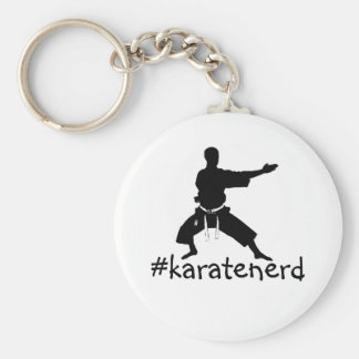 The Shotokan Way Karate Nerd Key Ring
