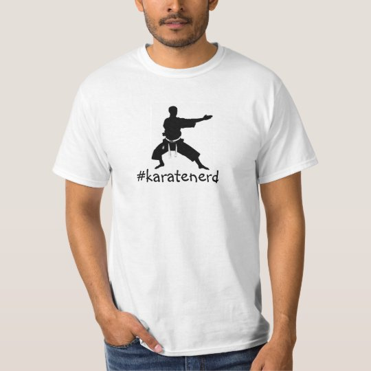 The Shotokan Way Karate Nerd t shirt