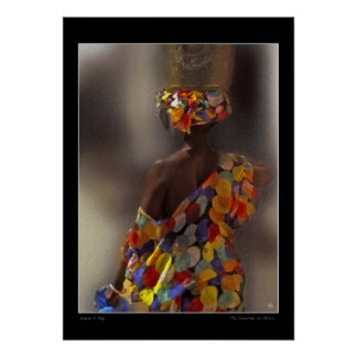 The Shoulder of Africa Poster