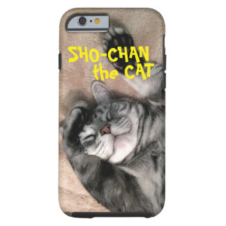 The show iPhone case scale it is