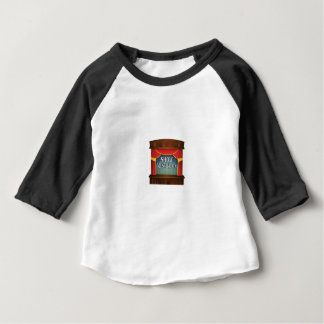 the show must go on baby T-Shirt