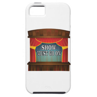 the show must go on iPhone 5 case