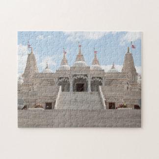 The Shri Swaminarayan Mandir Jigsaw Puzzle