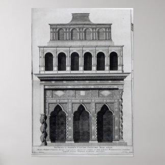 The Shrine of King Edward Poster
