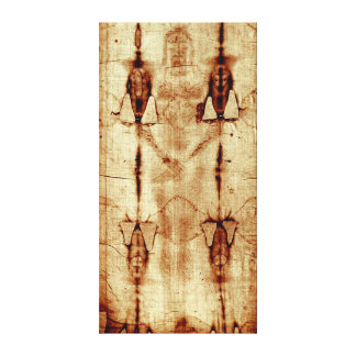 The Shroud of Turin Stretched Canvas