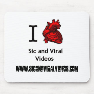 The Sic and Viral Videos Mouse Pad!