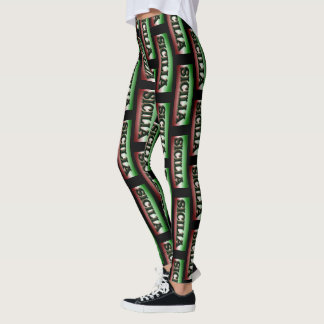 The Sicilia Leggings