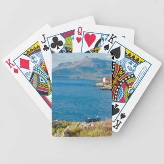 The Sicilian Fisherman Bicycle Playing Cards