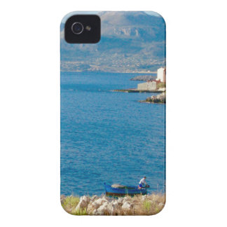 The Sicilian Fisherman iPhone 4 Cover