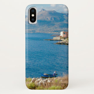 The Sicilian Fisherman iPhone X Case