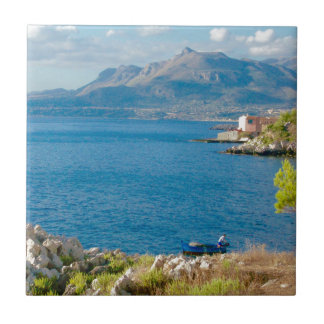 The Sicilian Fisherman Tile