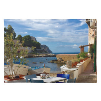 The Sicilian Fishing Village Placemat