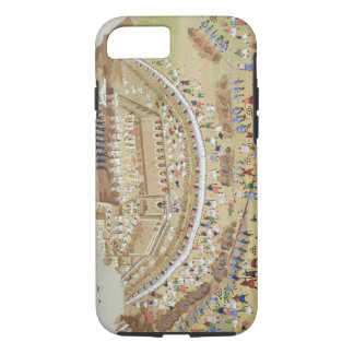The Siege of Athens in 1827, from the Pictorial Hi iPhone 7 Case