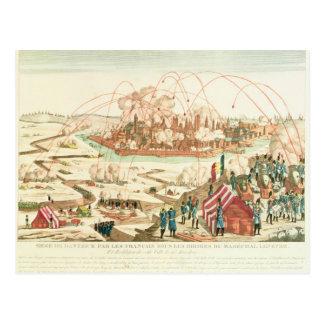 The Siege of Danzig Postcard
