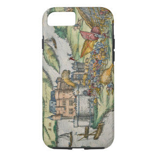 The Siege of Louvain and the Heroism of Harman Reu iPhone 7 Case