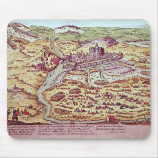 The Siege of St. Quentin, 27th July 1557 Mouse Pad