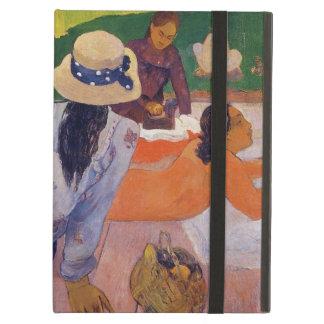The Siesta - Paul Gauguin Cover For iPad Air