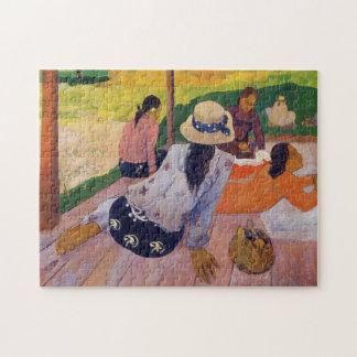 The Siesta - Paul Gauguin Jigsaw Puzzle