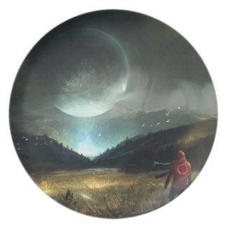 The Sightseer Plate