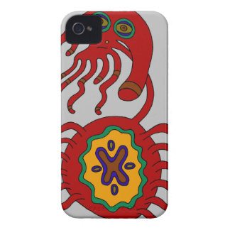 The Sigil of the Stern Embrace iPhone 4 Cover