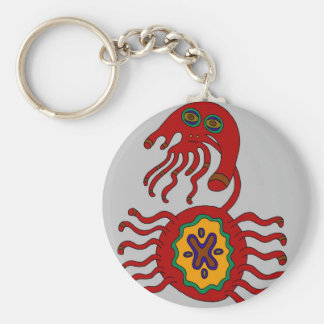 The Sigil of the Stern Embrace Keychain