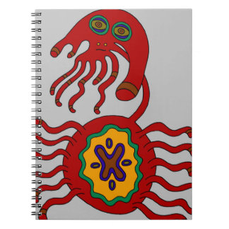 The Sigil of the Stern Embrace Notebooks