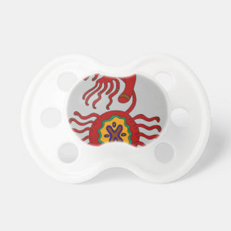 The Sigil of the Stern Embrace Pacifier