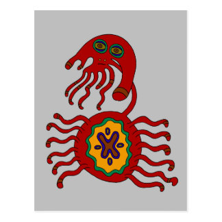 The Sigil of the Stern Embrace Postcard