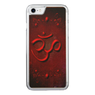 The sign om carved iPhone 8/7 case