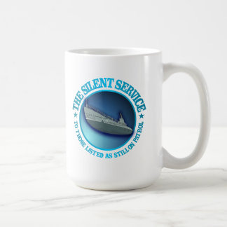 The Silent Service Coffee Mug