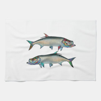 THE SILVER KINGS TOWELS