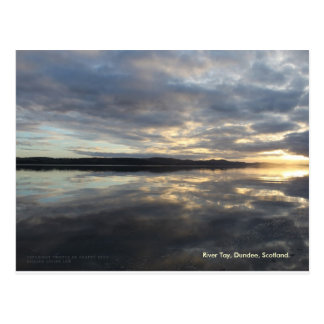 The Silvery Tay Postcard